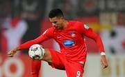 Robert Glatzel traf bereits im Hinspiel gegen den Hamburger SV für Heidenheim
