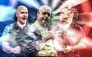 In der Premier League of Darts treffen die größten Stars der Szene im Wochentakt aufeinander
