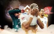 Abgestürzte Traditionsvereine mit VfL Gummersbach, Hamburger SV und Bayer Leverkusen Handball