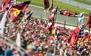 Die Zeiten der Formel 1 auf dem Nürburgring sind vorbei