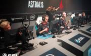 Astralis während des Finales der IEM Sydney 2018