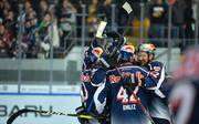 EHC Red Bull Muenchen v Augsburger Panther - DEL Play-Offs Semi Final Game 7