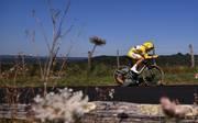 Julian Alaphilippe gewinnt das Einzelzeitfahren der Tour de France