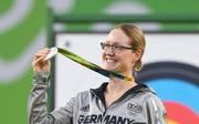 European Games: Lisa Unruh trägt deutsche Fahne bei Eröffnungsfeier
