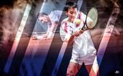 Michael Chang sorgte gegen Ivan Lendl für eine Sensation