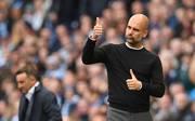 Pep Guardiola will Manchester City nächstes Jahr im CL-Finale sehen