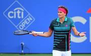 Alexander Zverev muss nach seiner Niederlage in Toronto den dritten Platz in der Tennis-Weltrangliste abgeben