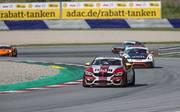 Thomas Jäger und Michael Schrey (Hofor Racing) haben das erste Rennen der GT4 Germany am Red Bull Ring gewonnen