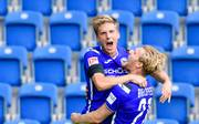 Tor in Heidenheim, Tor gegen Dresden - Joan Simun Edmundsson ist bislang ein Volltreffer für Bielefeld