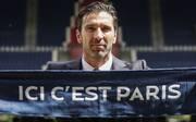 Gianluigi Buffon wechselte von Juventus Turin zu Paris Saint-Germain
