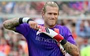 Loris Karius steht vor einem Abschied vom FC Liverpool