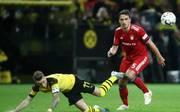 Mats Hummels (r.) erlebte für den FC Bayern beim BVB einen gebrauchten Abend