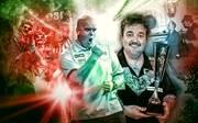 Darts: Vom Kneipen- zum Spitzensport