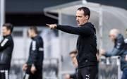 VfB Stuttgart: Interimstrainer Nico Willig vorgestellt. Nico Willig will mit dem VfB Stuttgart den Klassenerhalt schaffen