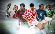 """Die """"Goldenen Spieler"""" der UEFA U21 Europameisterschaften"""