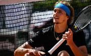 Alexander Zverev schaffte es auch in Paris nicht ins Halbfinale eines Grand-Slam-Turniers