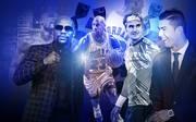 Die bestbezahlten Sportler der Geschichte laut Forbes: Floyd Mayweather, Michael Jordan, Roger Federer, Cristiano Ronaldo