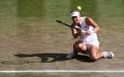 Angelique Kerber triumphiert 2018 in Wimbledon