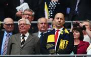 Premier League: Arsenal-Boss Ivan Gazidis  wechselt zum AC Mailand, Klub-Boss Ivan Gazidis (rechts) verlässt den FC Arsenal