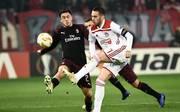 Der AC Mailand ist in der Gruppenphase der Europa League ausgeschieden.