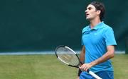 Roger Federer verlor gegen Borna Coric