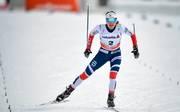 Heidi Weng gewann mit der norwegischen Staffel bereits dreimal die Weltmeisterschaft