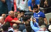 Diego Costa strebt einen Wechsel zu Atletico Madrid an