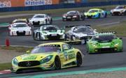 Alle 23 Teams des ADAC GT-Masters testen in Oschersleben