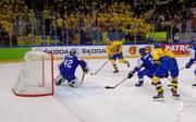 Eishockey-WM 2018: Schweden schlägt die Slowakei in der Overtime