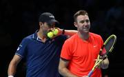 Mike Bryan und Jack Sock stehen im Endspiel des ATP Finals in London