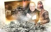 """David Sullivan (l.) und William Storey sind mit """"Rich Energy"""" neue Sponsoren bei Haas F1"""