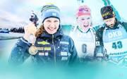 Die Tops und Flops der Biathlon-WWM