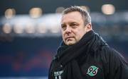 Andre Breitenreiter steht bei Hannover 96 vor dem Rauswurf