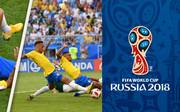 FIFA WM 2018: Brasilien - Mexiko (2:0) - Highlights und Tore
