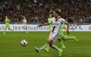 Dzsenifer Marozsan verlängert bei Olympique Lyon