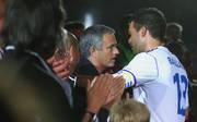Michael Ballack trainierte zwischen 2006 und 2007 unter José Mourinho