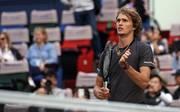 Alexander Zverev steht beim Masters in Shanghai im Halbfinale