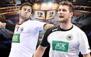 Der deutsche Kader fürs Auftaktspiel der WM: Kapitän Uwe Gensheimer ist der einzige Linksaußen