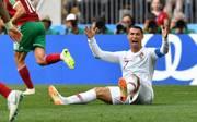 Cristiano Ronaldo muss sich nach der UEFA-Wahl auch bei der FIFA-Abstimmung Luka Modric geschlagen geben