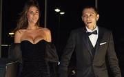 Valentino Rossi mit Model-Freundin Francesca Sofia Novello