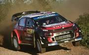 Sebastien Loeb gewann nach fünf Jahren Pause wieder in der Rallye-WM