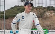 Mit Sheldon van der Linde schickt BMW wieder einen Youngster unter 20 ins Rennen