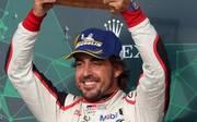 Fernando Alonso hat Toyota in der WEC bislang begeistert