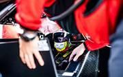 Kundenteam WRT hat beim Young-Driver-Test erste DTM-Luft geschnuppert
