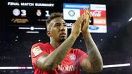 Jerome Boateng Jérôme Boateng steht weiter beim FC Bayern München unter Vertrag und überzeugt in der vorbereitung mit starken Leistungen