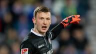 FC Erzgebirge Aue v SG Dynamo Dresden - Second Bundesliga