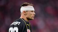 VfB Stuttgart: Holger Badstuber verklagt Krankenkasse, Holger Badstuber fordert die Zahlung von Krankentagegeld
