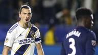 Zlatan Ibrahimovic erzielte drei Tore