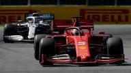Eine Zeitstrafe kostete Sebastian Vettel den Sieg beim Grand Prix von Kanada