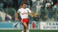 bundesliga match KFC Uerdingen 05 v FC Bayern Munich